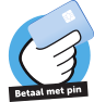 betalingen via PIN
